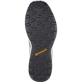 adidas TERREX Agravic Trailrunning Schoenen Heren, grey five/core black/orange